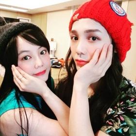 女優コ・ウナ、弟ミル(MBLAQ)の女装姿を公開「私よりキレイで反則」とかわいい嫉妬